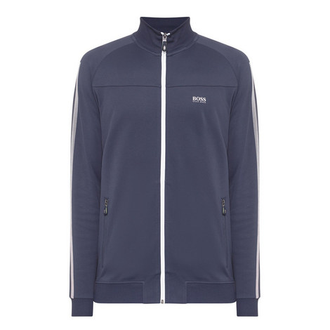 Skarley Zip-Through Track Top, ${color}