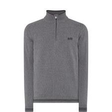 Zime Half-Zip Sweater