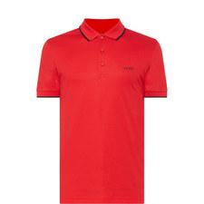 Logo Back Polo Shirt