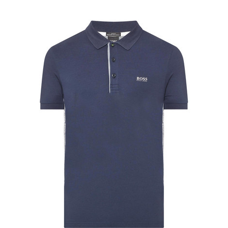 Paule Tape Side Polo Shirt, ${color}