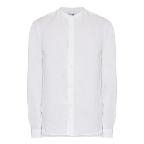 Pine Collarless Shirt, ${color}