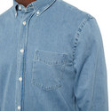 Isherwood Washed Denim Shirt, ${color}