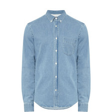 Isherwood Washed Denim Shirt
