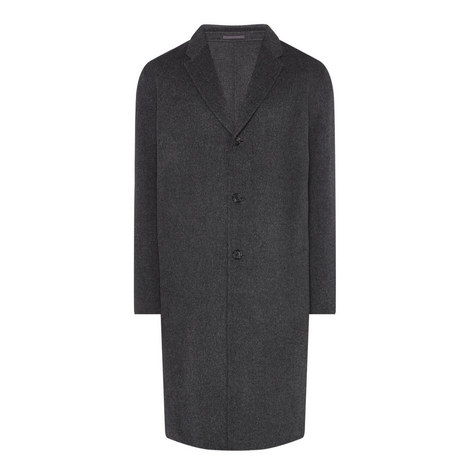 Chad Single-Breasted Coat, ${color}