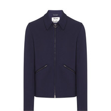 Miles Harrington Zipped Jacket