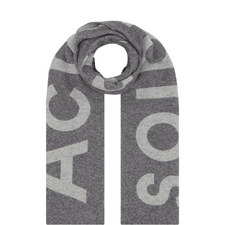 Toronto Wool Scarf