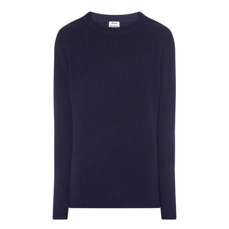 Nicholas Wool Crew Neck Sweater, ${color}