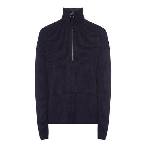 Neptune Zip-Up Sweater, ${color}