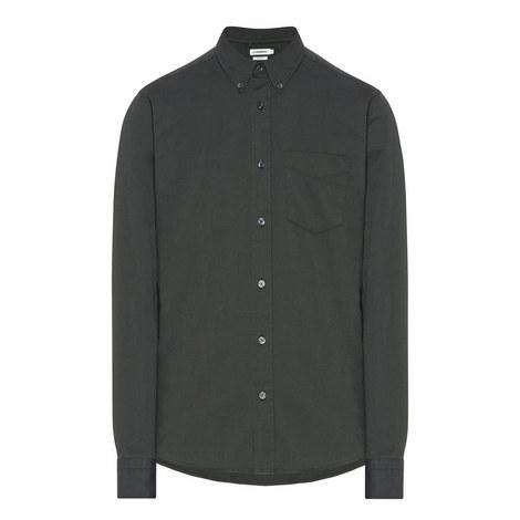 Stretch Oxford Shirt, ${color}