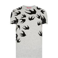 Velvet Swallow T-Shirt
