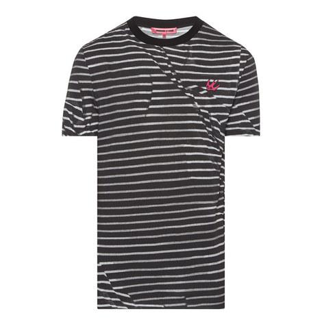 Broken Stripe T- Shirt, ${color}