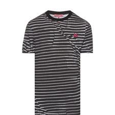Broken Stripe T- Shirt