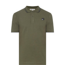 Tipped Swallow Polo Shirt
