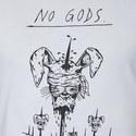 No Gods Graphic Print T-Shirt, ${color}