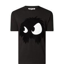 Monster Motif T-Shirt