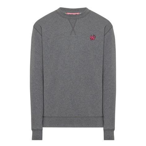 Swallow Appliqué Sweater, ${color}