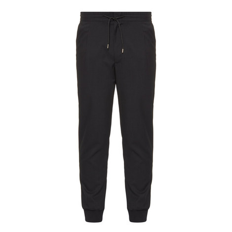 Tailored Wool Sweat Pants, ${color}