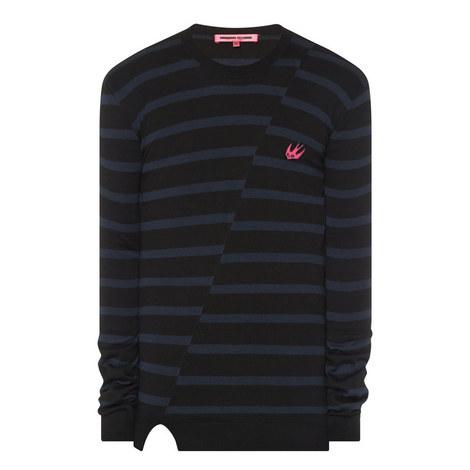 Stripe Wool Sweater, ${color}