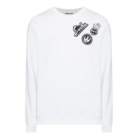 Badge Sweatshirt , ${color}