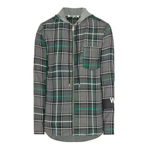 Tartan Zip Overshirt, ${color}