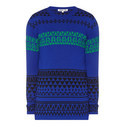 Fair Isle Knitted Sweater, ${color}