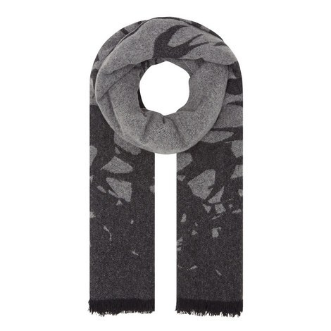 Swallow Print Scarf, ${color}