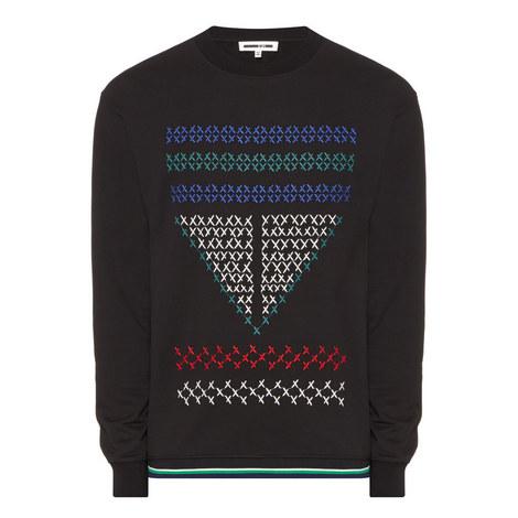 Cross Stitch Sweater, ${color}
