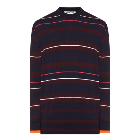 Stripe Wool Sweater, ${color}