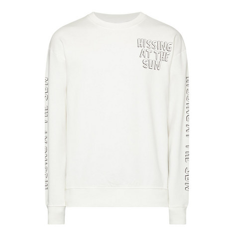 Hissing At The Sun Sweatshirt , ${color}