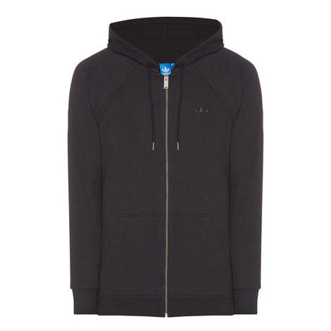 Hooded Zip Sweater, ${color}