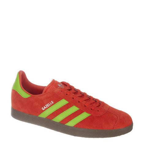 Gazelle Striped Trainers, ${color}
