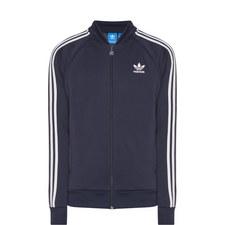 Superstar Zip-Through Sweatshirt