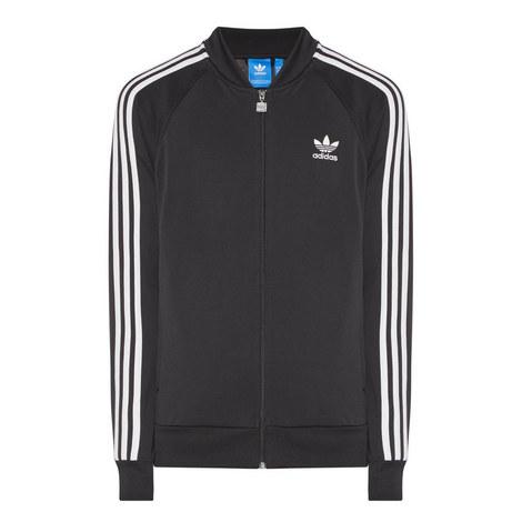 Superstar Zip-Through Sweatshirt, ${color}