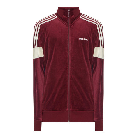 Challenger Velour Track Top, ${color}