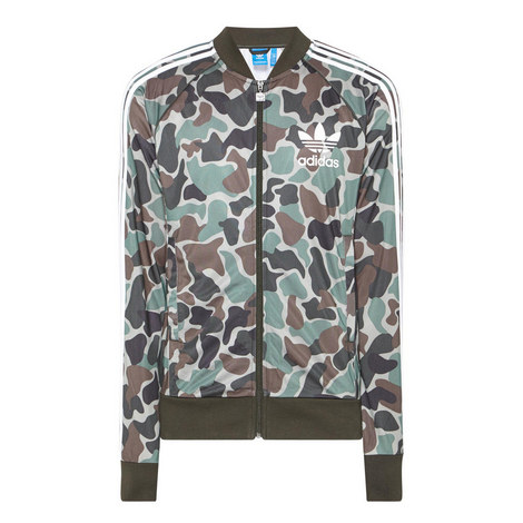 Camouflage SST Track Top, ${color}