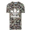 Camouflage Trefoil T-Shirt, ${color}