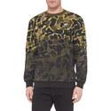 Camouflage Crew Neck Sweatshirt, ${color}