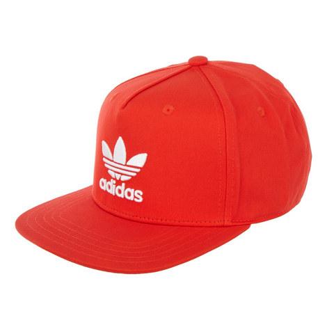 Trefoil Flat Baseball Cap, ${color}