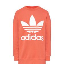Relaxed Trefoil Sweatshirt