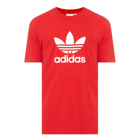 Trefoil Logo T-Shirt , ${color}