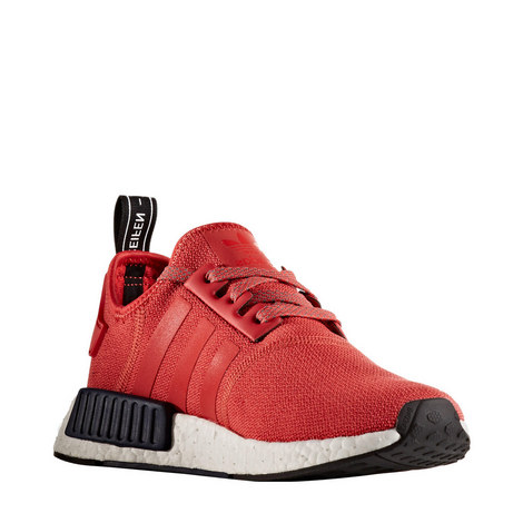 NMD R1 Red Navy Trainers, ${color}