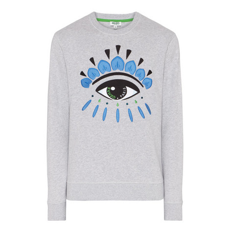 Eye Logo Crew Neck Sweater, ${color}