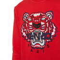 Embroidered Tiger Sweatshirt, ${color}