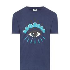 Eye Crew Neck T-Shirt