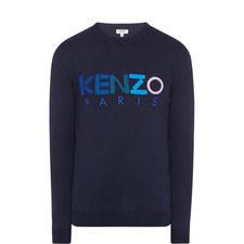 Logo Crew Neck Sweater
