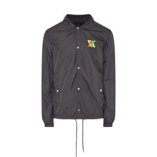 Water-Resistant Coach Jacket
