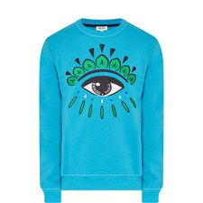 Iconic Eye Crew Neck Sweatshirt