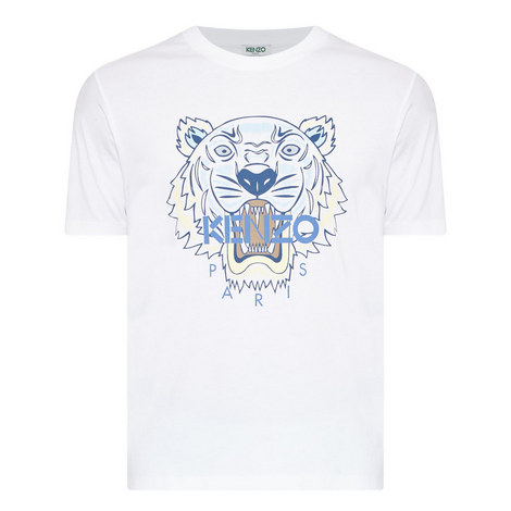 Tiger Logo T-Shirt, ${color}