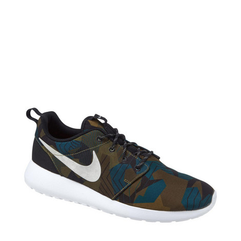 Roshe One Printed Trainers, ${color}