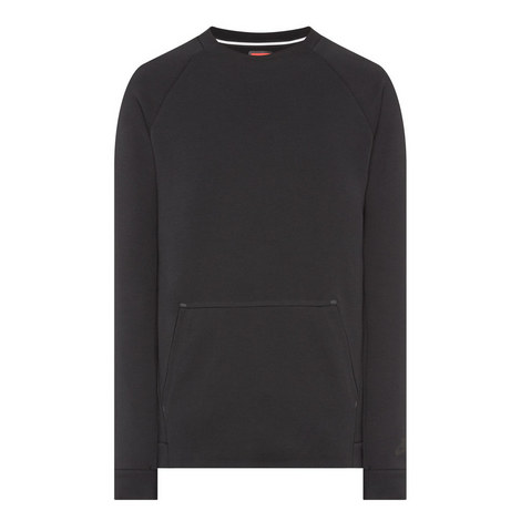 Tech Fleece Crew Neck Sweater, ${color}